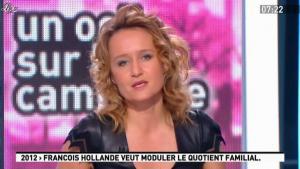 Caroline Roux dans la Matinale - 11/01/12 - 04