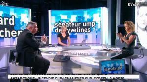 Caroline Roux dans la Matinale - 11/01/12 - 07