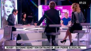 Caroline Roux dans la Matinale - 16/01/12 - 04