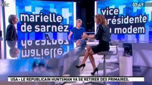 Caroline Roux dans la Matinale - 16/01/12 - 06
