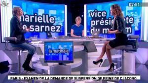 Caroline Roux dans la Matinale - 16/01/12 - 08