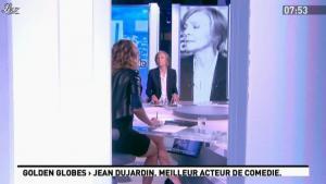 Caroline Roux dans la Matinale - 16/01/12 - 09