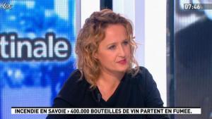 Caroline Roux dans la Matinale - 17/11/11 - 01