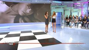 Caterina Balivo et Pamela Camassa dans Pomeriggio Sul Due - 26/10/10 - 01