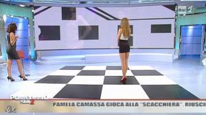 Caterina Balivo et Pamela Camassa dans Pomeriggio Sul Due - 26/10/10 - 05