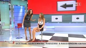 Caterina Balivo et Pamela Camassa dans Pomeriggio Sul Due - 26/10/10 - 07
