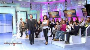 Caterina Balivo dans Pomeriggio Sul Due - 05/11/10 - 01
