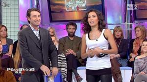 Caterina Balivo dans Pomeriggio Sul Due - 05/11/10 - 03