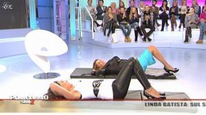 Caterina Balivo dans Pomeriggio Sul Due - 05/11/10 - 14