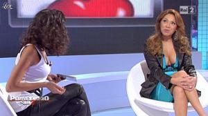 Caterina Balivo dans Pomeriggio Sul Due - 05/11/10 - 18