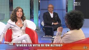 Caterina Balivo dans Pomeriggio Sul Due - 22/03/11 - 05