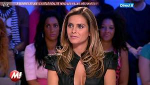 Clara Morgane chez Morandini - 19/10/11 - 04