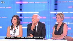 Elise Chassaing et Anne-Elisabeth Lemoine dans la Nouvelle Edition - 30/09/11 - 02