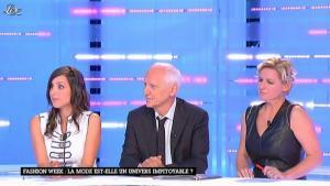 Elise Chassaing et Anne-Elisabeth Lemoine dans la Nouvelle Edition - 30/09/11 - 04