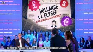 Elise Chassaing dans la Nouvelle Edition - 08/05/12 - 11
