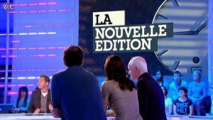 Elise Chassaing dans la Nouvelle Edition - 12/03/12 - 02