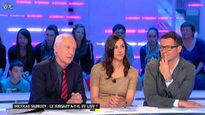 Elise Chassaing dans la Nouvelle Edition - 12/03/12 - 05
