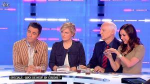 Elise Chassaing dans la Nouvelle Edition - 12/03/12 - 06