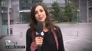 Elise Chassaing dans la Nouvelle Edition - 31/08/11 - 01