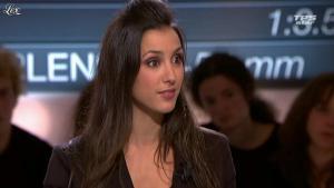 Elise Chassaing dans la Quotidienne du Cinema - 04/11/10 - 01