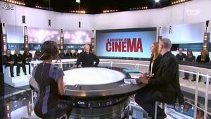 Elise Chassaing, La Quotidienne du Cinema et matin dans  03