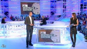 Emilie Besse dans la Nouvelle Edition - 02/02/12 - 05