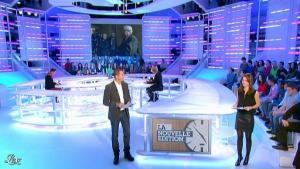 Emilie Besse dans la Nouvelle Edition - 02/02/12 - 06