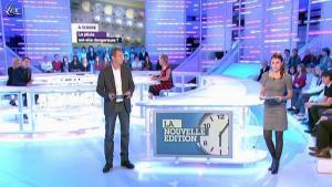 Emilie Besse dans la Nouvelle Edition - 05/01/12 - 01