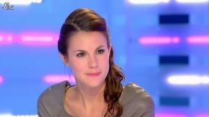 Emilie Besse dans la Nouvelle Edition - 05/01/12 - 04