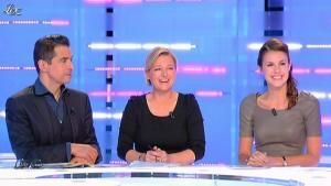 Emilie Besse dans la Nouvelle Edition - 05/01/12 - 08