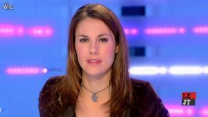 Emilie Besse dans la Nouvelle Edition - 14/02/12 - 04