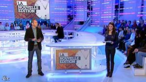 Emilie Besse dans la Nouvelle Edition - 17/01/12 - 05
