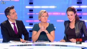 Emilie Besse dans la Nouvelle Edition - 18/01/12 - 12