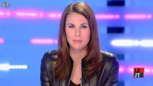 Emilie Besse dans la Nouvelle Edition - 22/02/12 - 08