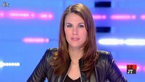 Emilie Besse dans la Nouvelle Edition - 22/02/12 - 09