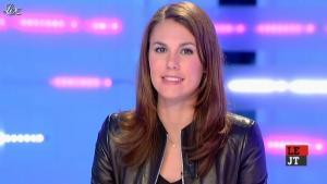 Emilie Besse dans la Nouvelle Edition - 22/02/12 - 10