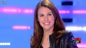 Emilie Besse dans la Nouvelle Edition - 22/02/12 - 11