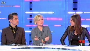 Emilie Besse dans la Nouvelle Edition - 22/02/12 - 12