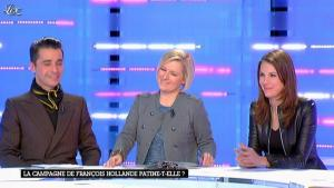 Emilie Besse dans la Nouvelle Edition - 22/02/12 - 13