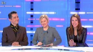 Emilie Besse dans la Nouvelle Edition - 22/02/12 - 14