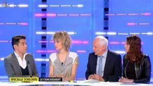 Emilie Besse dans la Nouvelle Edition - 22/03/12 - 04