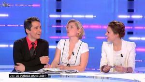 Emilie Besse dans la Nouvelle Edition - 30/04/12 - 04