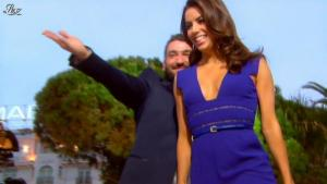 Eva Longoria dans le Grand Journal de Canal Plus - 17/05/12 - 21