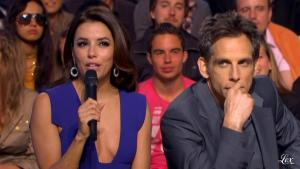 Eva Longoria dans le Grand Journal de Canal Plus - 17/05/12 - 22