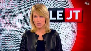 Florence Dauchez dans le JT de Canal Plus - 02/03/12 - 01