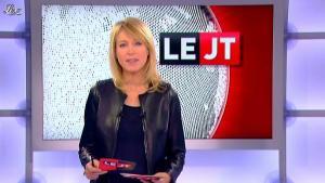 Florence Dauchez dans le JT de Canal Plus - 02/03/12 - 02