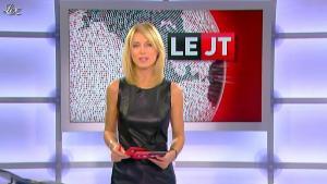 Florence Dauchez dans le JT de Canal Plus - 04/11/11 - 01