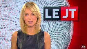 Florence Dauchez dans le JT de Canal Plus - 04/11/11 - 03