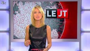 Florence Dauchez dans le JT de Canal Plus - 04/11/11 - 04