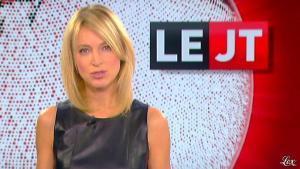 Florence Dauchez dans le JT de Canal Plus - 04/11/11 - 05